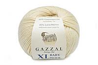 Gazzal Baby Wool XL, №829