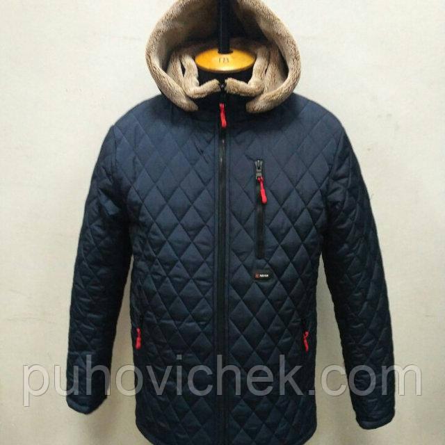 b9e15d6ef3cc Зимние мужские куртки и пуховики большого размера - Интернет магазин Линия  одежды в Харькове