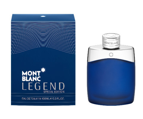 Мужской аромат Mont Blanc Legend Special Edition