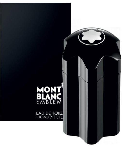 Мужской аромат Mont Blanc Emblem