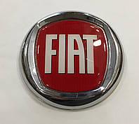 Эмблема решетки радиатора и кузова Fiat 9,5см