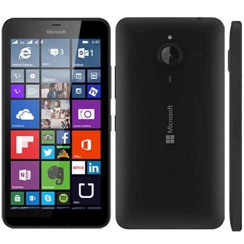 Смартфон Microsoft Lumia 640 XL 1/8gb Black Qualcomm Snapdragon 400 3000 мАч + Подарки