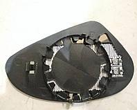 Зеркало ( вкладыш ) левое с подогревом Сеат Ибица Леон Толедо Кордоба Альтеа после 2002  6l2857521a SkodaMag