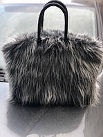 Меховой чехол на сумку , фото 1
