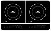 Индукционная настольная плитка Monte MT-2112 2000Вт+2000Вт