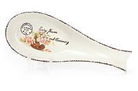 Подставка под ложку керамическая Провансальская Роза BonaDi 935-103
