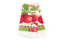 Кухонное полотенце Яблоки, 2 вида BonaDi TX97