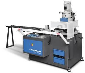 Автоматический дисковый отрезной станок Metallkraft MKS 350 VА