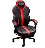 Компьютерное кресло VR Racer Edge Iron черный/красный
