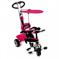 Велосипед трехколесный TILLY Combi Trike BT-CT-0013 RASPBERRY