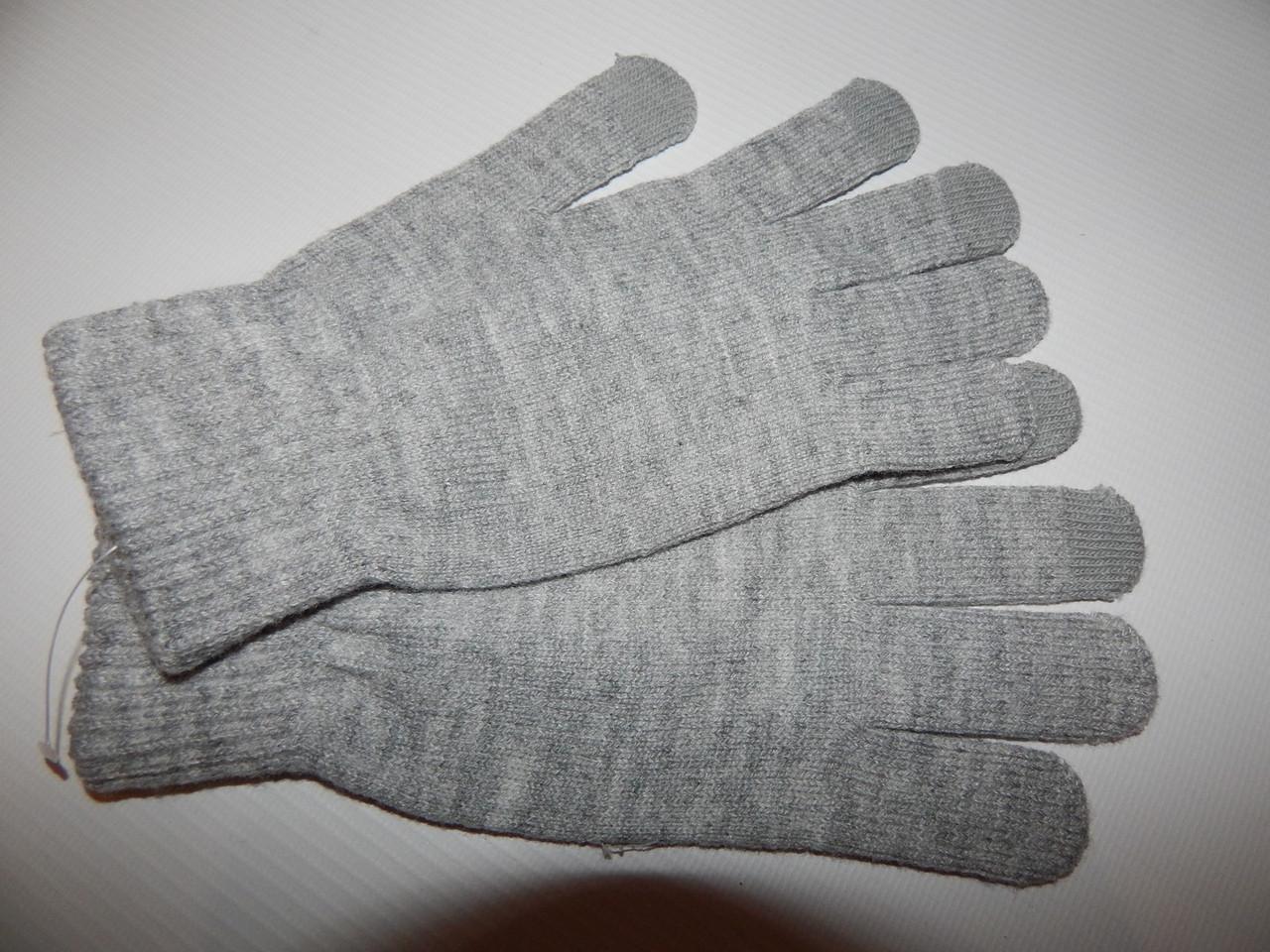 Детские демисезонные перчатки  р.6(L) 002DDP