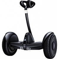 Mini scooter с колесами 10,5 дюймов черный