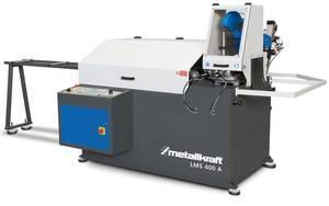 Автоматическая дисковая пила по алюминию Metallkraft LMS 400 A