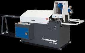Автоматическая дисковая пила по алюминию Metallkraft LMS 400 A Aktions- Set