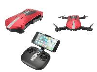 Квадрокоптер Eachine E52 с Wi Fi камерой | складной дрон, фото 1