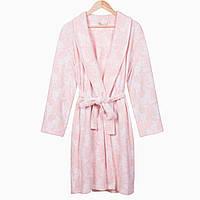 Халат женский махровый Paula Розовый S Arya AR-TR1002564-pink-s