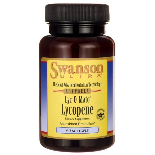 Ликопин Lyc-O-Mato Lycopene здоровье простаты, 60 капс