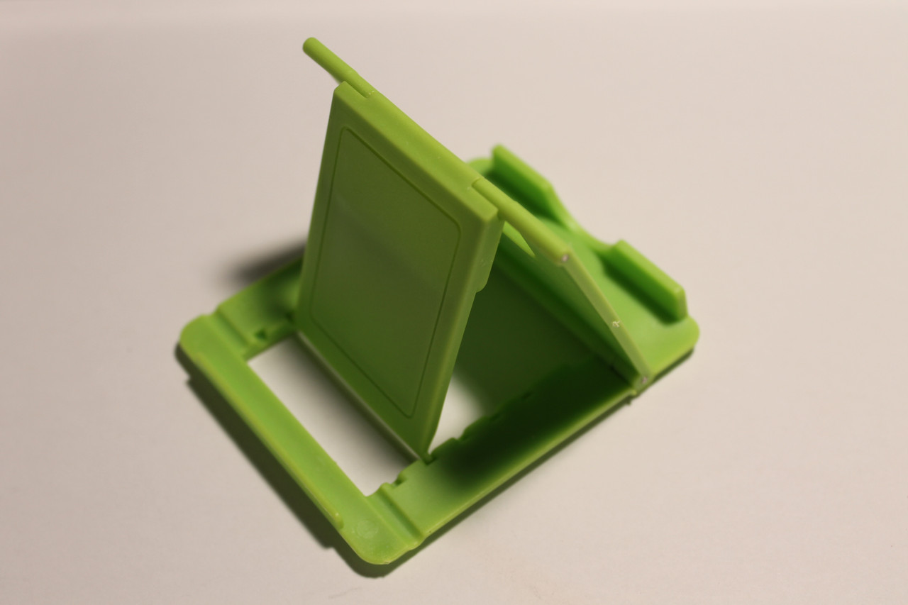 Подставка для телефона / планшета RX-888 салатовый