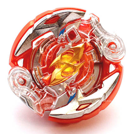 Волчок Бейблэйд Краш Крушитель Роктавор R4 (Бейблейд 3 сезон) Beyblade Crash Ragnaruk (Beyblade SB™), фото 2
