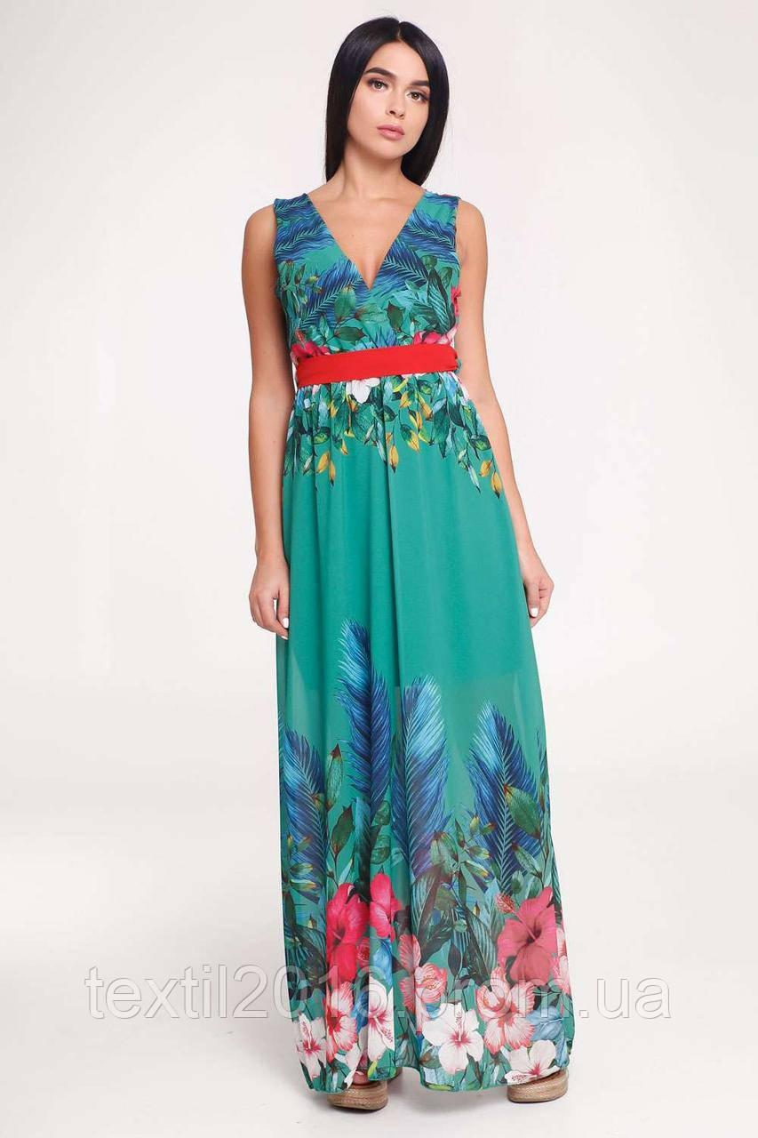 Платье Л-1164 Шифон Тон 26
