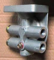 Кронштейн фильтров топливных тонкой очистки Howo, Hania, Foton3251/2 (WD615 Е-2) VG15400801101
