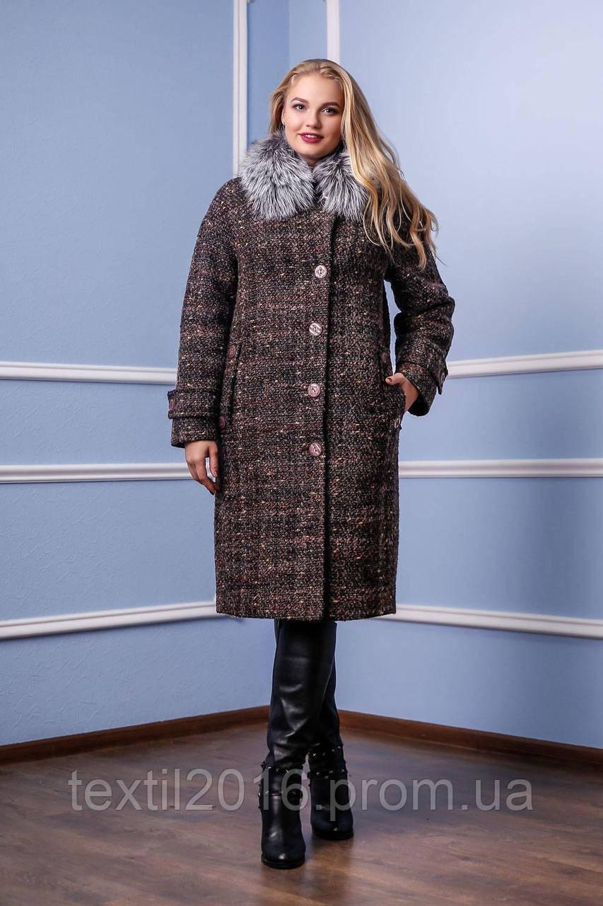 Пальто П-987 н/м Omar Тон 7