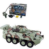 Радиоуправляемый игрушечный танк
