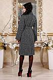 Пальто В-1102 Шанель-люрекс Тон 2, фото 2
