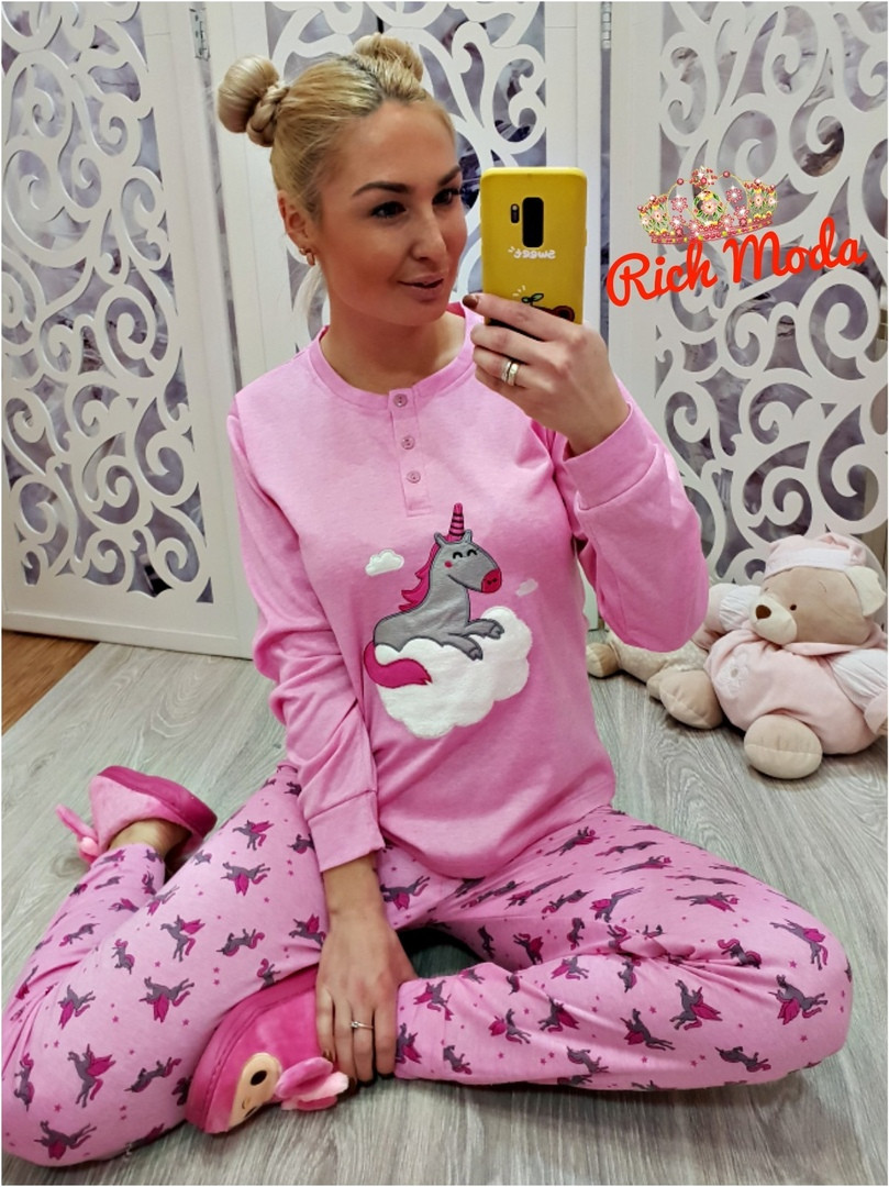 f46e7d543267 Женский домашний костюм - пижама