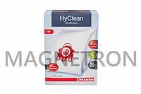 Мешки HyClean 3D FJM + 2 фильтра для пылесоса Miele 41996571D (9153490)
