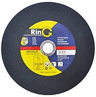 Круг отрезной по металлу Ring 300x3,0x32 для ручных шлифмашин