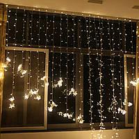 Гирлянда-штора 3x2м 320 LED