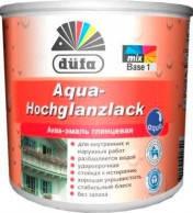 Аква-эмаль глянцевая Dufa Aqua-Hochglanzlack2,5 л