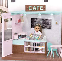 Игровой набор LORI кафе, LO37037Z