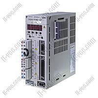 Сервопривод YASKAWA SGDH-02AE-OY, 230VAC, 1-фазный, мощностью 0,2kW
