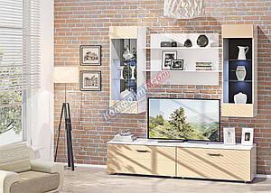 Стінка МС-4317 серія «Хай-тек»