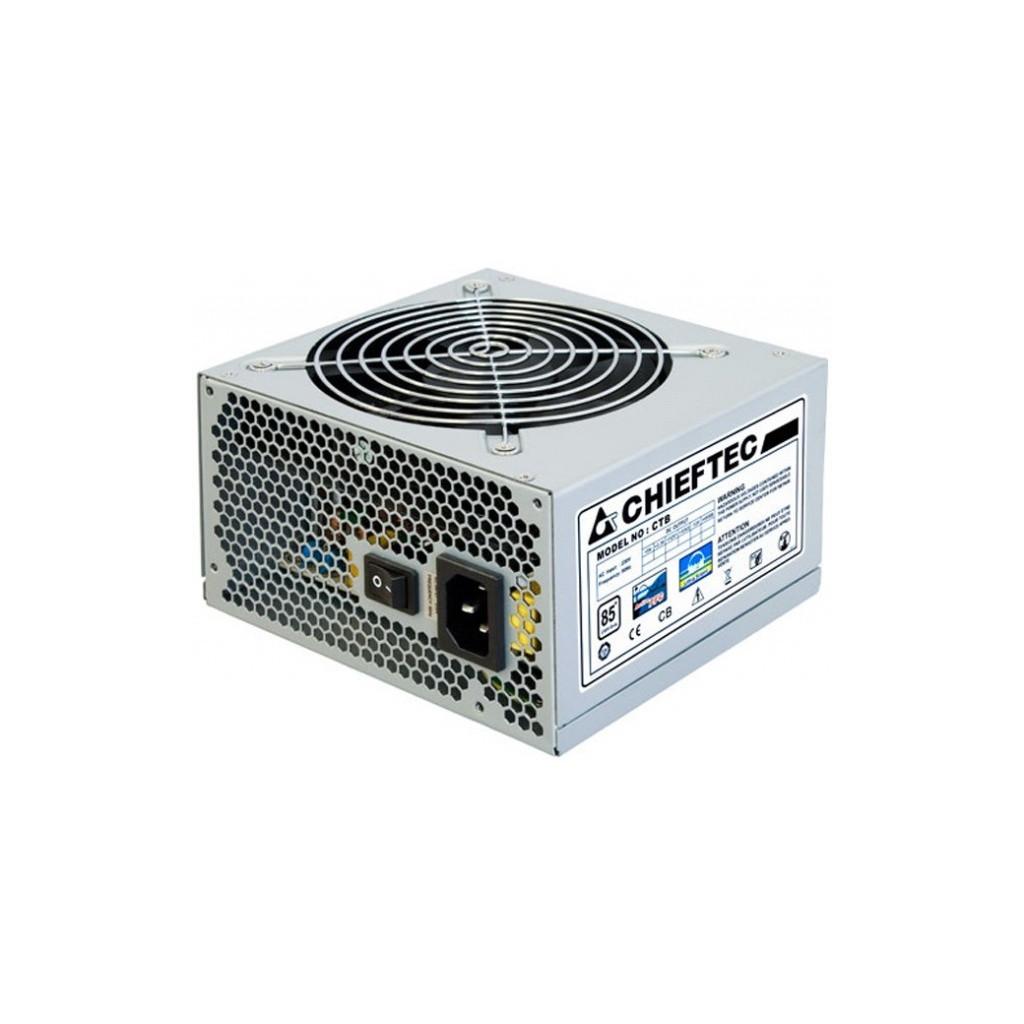 Блок питания Chieftec CTB-400S-Bulk (400w)