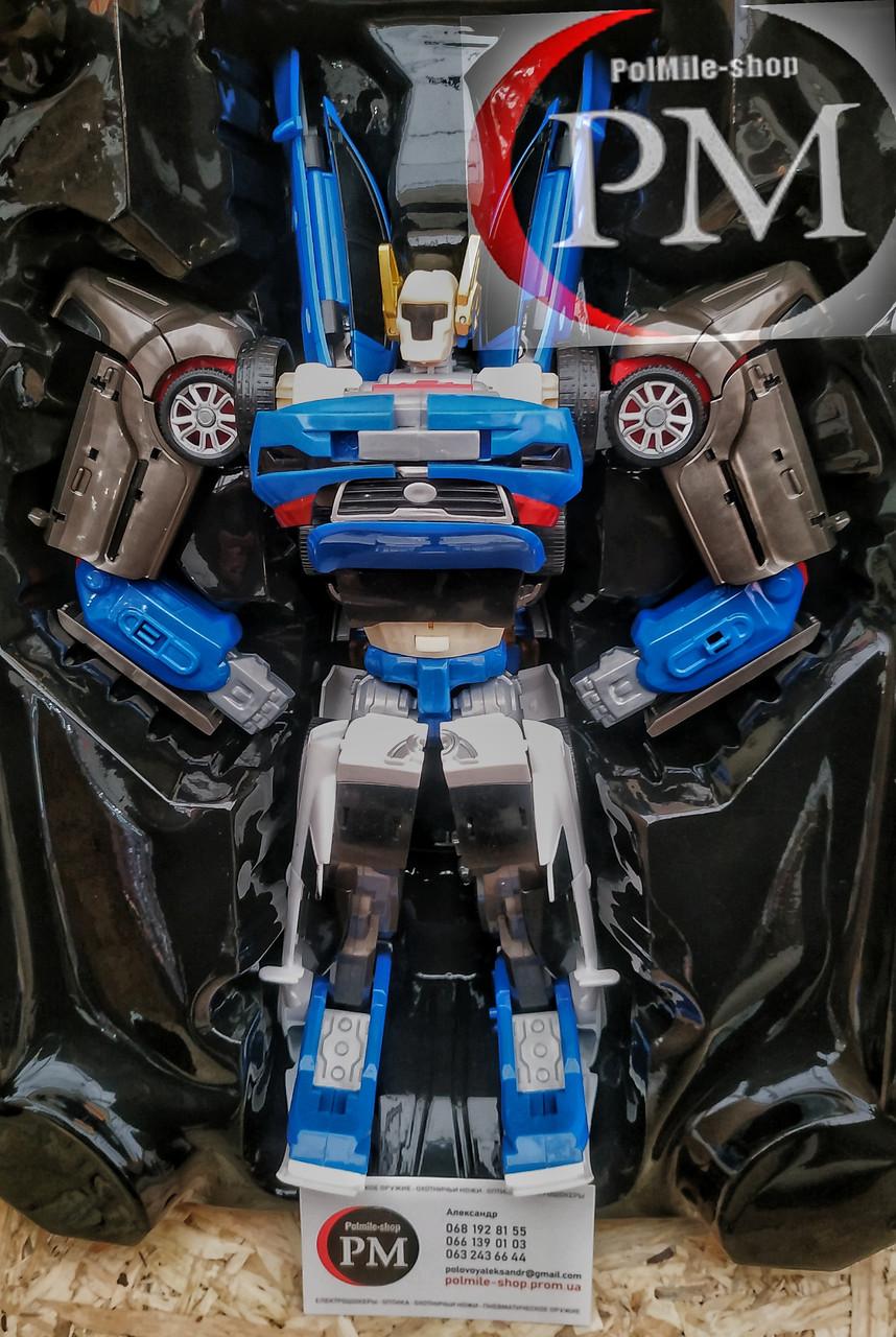 Робот Тобот - Тритан 35 см 3в1