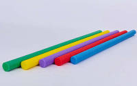 Noodle-нудл Макаронина цельная (EVA, l-1,5м, d-6,5см, применяется в бассейнах)