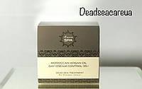 Антивозрастной крем для лица 35+ с аргановым маслом - Amour Shemen - Maroccan Argan Oil Day Cream Control 35+