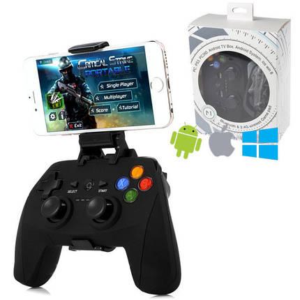 Джойстик для телефона Bluetooth N1-3018, блютуз геймпад для андроид смартфона, телевизора, фото 2