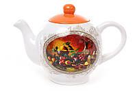 Чайник керамический 1.1л Севилья BonaDi DM488-K