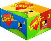 Жвачки Love is Ассорти 100 шт