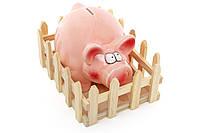 Копилка декоративная Веселая Свинка, 24см BonaDi 971-719