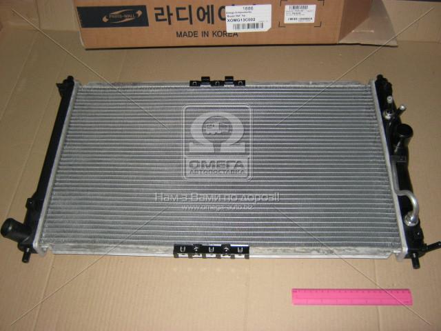 Радиатор охлаждения DAEWOO LANOS (с кондиционером) 1,3-1,6 (пр-во PARTS-MALL), PXNDC-006