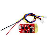 Модуль Bluetooth усилителя Micro USB 3.7-5В 3Вт, фото 1