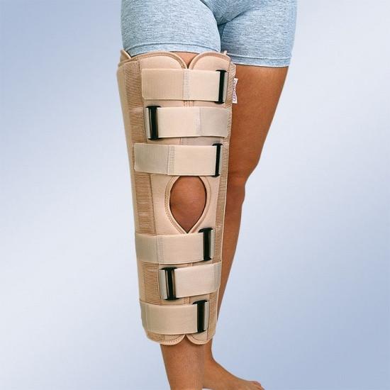 IR-6000 / UNI Ортез на коленный сустав три шины (высота 60 см)