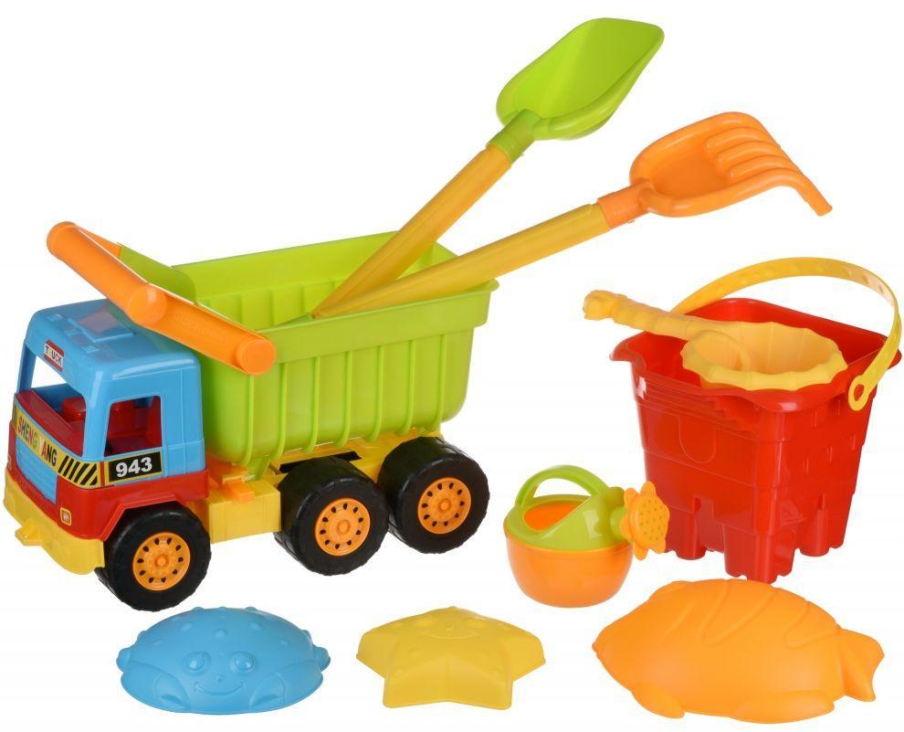 Набор для игры с песком Same Toy самосвал, 943UT