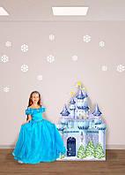 Новорічна Фотозона ☆ Великий і чудовий замок