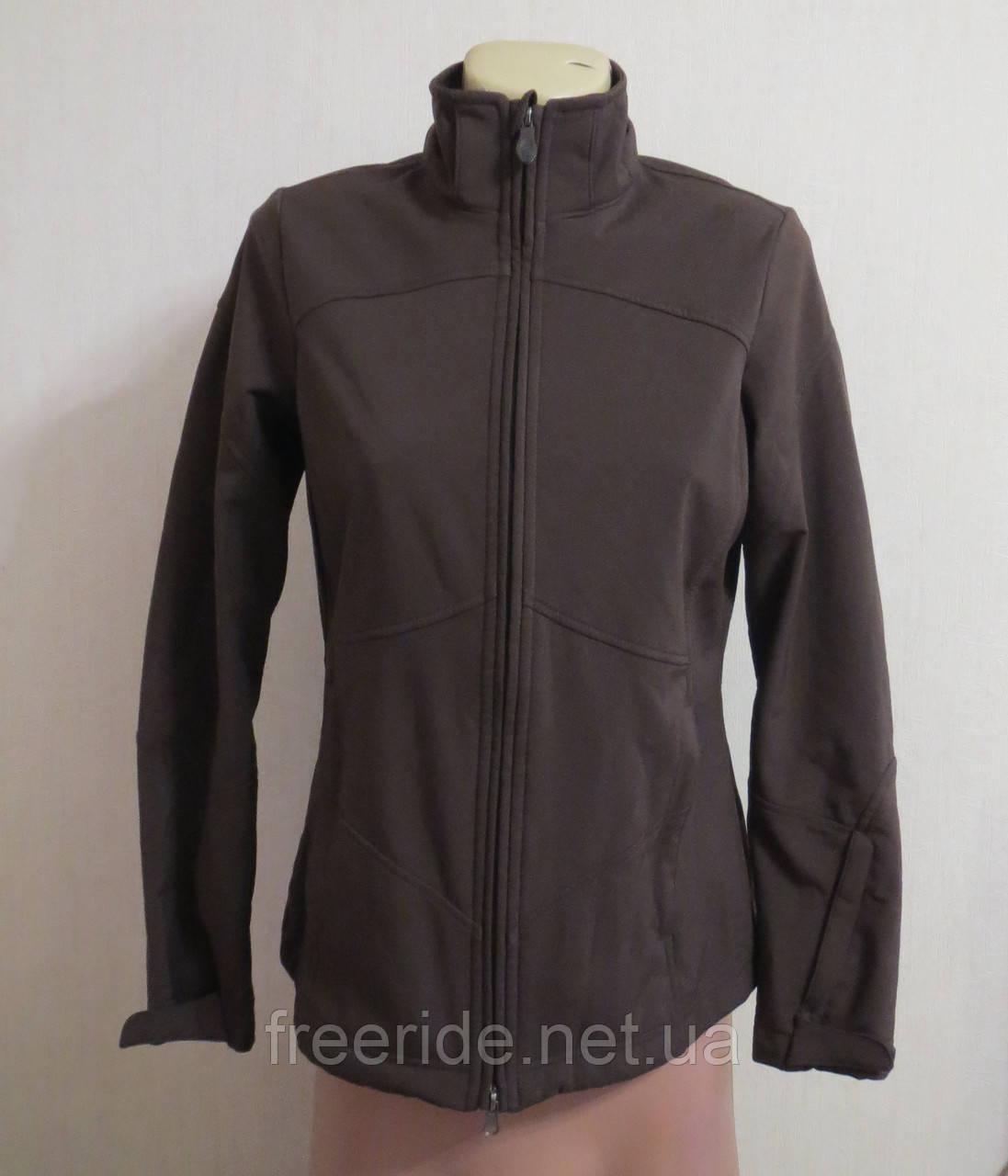 Куртка софтшелл жіночий ТСМ Alpine (38) на флісі